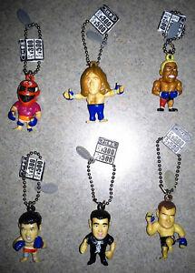 New-Pride-Fighting-MMA-Keychains-Sakuraba-Randleman-Takada-CroCop-Giant-Silva