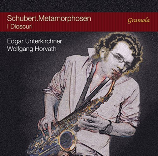I Dioscuri; Horvath-Schubert.Metamorphosen (US IMPORT) CD NEW