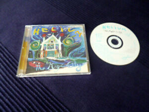 CD Helium - The Magic City (1997) Alternative American Indie Rock from Boston