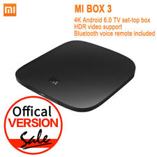 Xiaomi Mi TV Box 3 4K 8GB HD Youtube Smart Media Player( International Version)