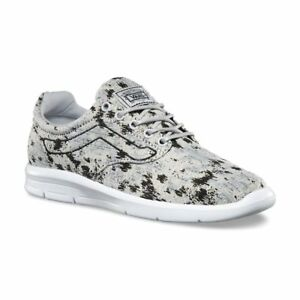 123c359292 VANS ISO 1.5 (Italian Weave) Abstract Micro Chip UltraCush Mens Size ...