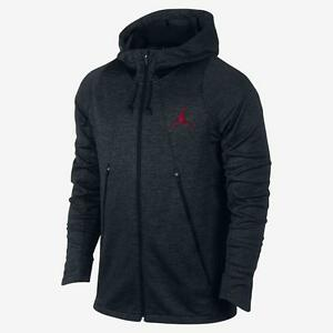 red and black nike hoodie