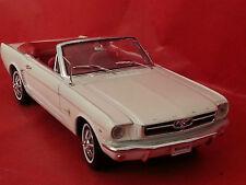 WELLY Mustang 1964 Modellauto Model 1:18 Cabrio Cabriolet