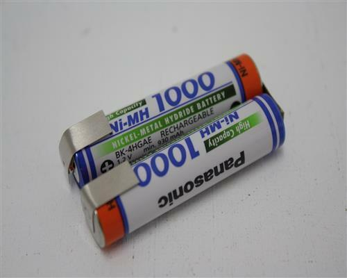 Akku für Philips BT9290 BT9295 Rasierer Serie 90001000mAh Kapazität