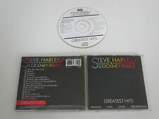 STEVE HARLEY & COCKNEY REBEL/GREATEST HITS(EMI CDP 7 46714 2) CD ALBUM
