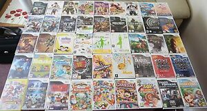 Nintendo-WII-Games-Make-your-selection-DISNEY-CALL-OF-DUTY-MY-SIMS-STAR-WARS