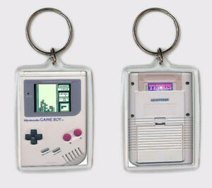 LLAVERO-GAME-BOY-KEYRING