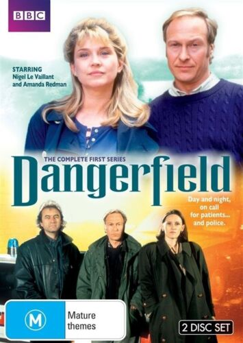 1 of 1 - Dangerfield : Series 1 (DVD, 2010, 2-Disc Set)-REGION 4-Brand new-Free postage
