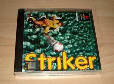 Playstation 1 Spiel - Striker - Fussball Sport - komplett PS1 PS0ne