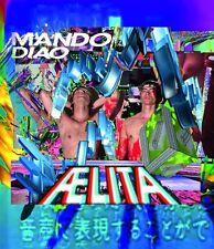 MANDO DIAO - AELITA (LTD.EDT.)  BLU-RAY NEU
