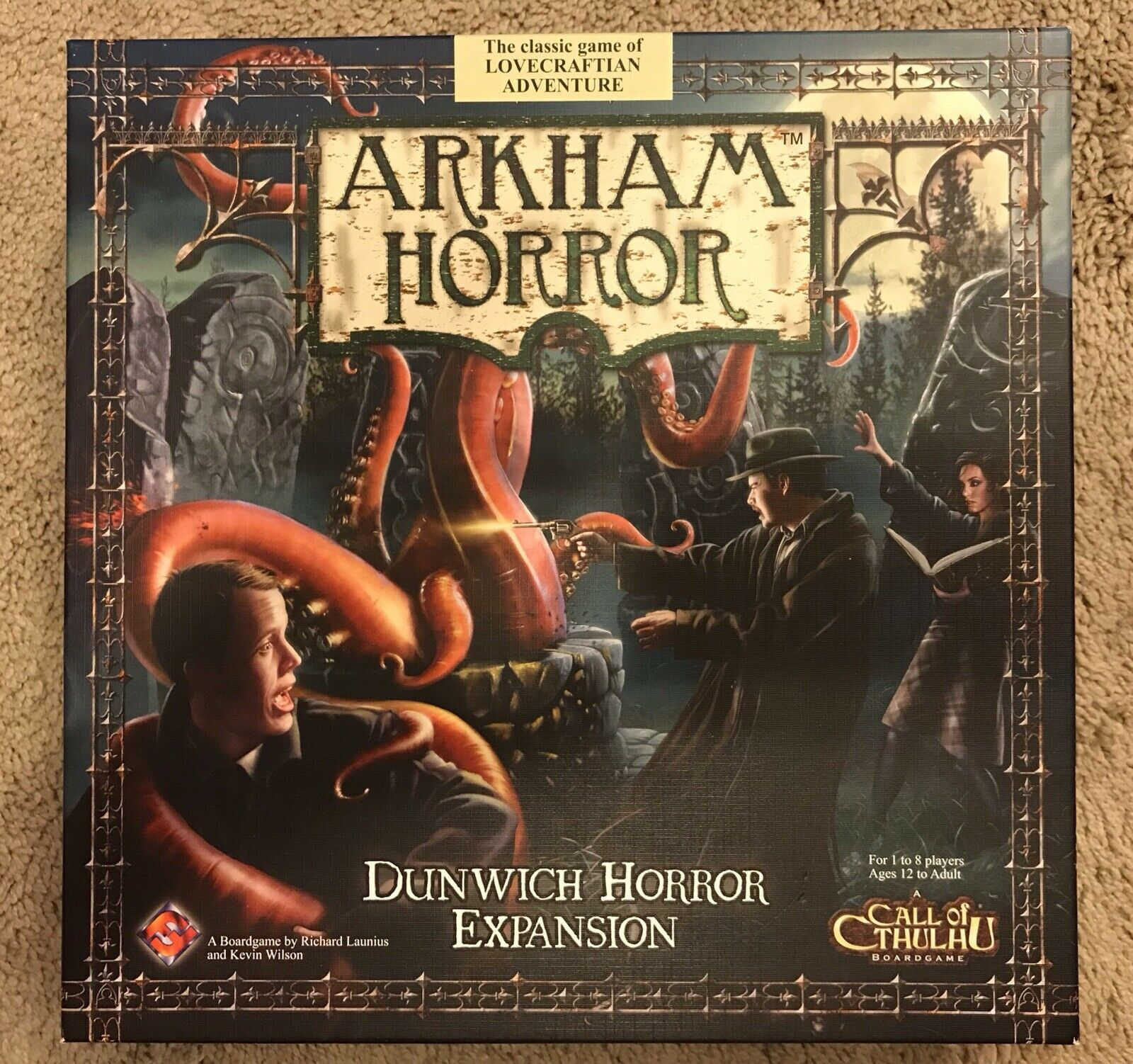 Dunwich Horror (Expansion for Arkham Horror 2nd Edition)  Out of Print