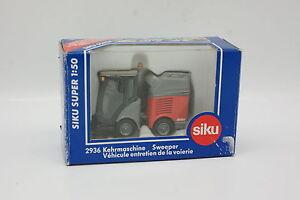 Siku-1-50-Entretien-voiries-Balayeuse-HAKO
