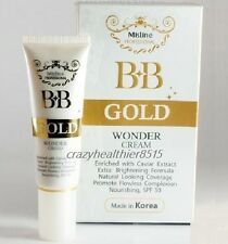 Korean BB Cream Mistine Gold Wonder with Caviar Extract SPF 30 Make-Up Base 15g.