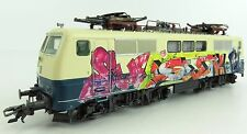 Märklin 83342 E-Lok BR 111 018-8 GRAFFITI EDITION DB, Delta, OVP, TOP ! (DK114)