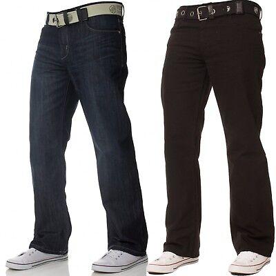 MENS BIG /& TALL LEE BROOKLYN COMFORT FIT JEAN 36 INCH LEG DARK STONE WASH
