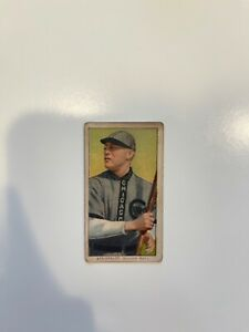 1909 T206 HARRY STEINFELDT SWEET CAPORAL 350 BACK GOOD WITH BAT CHICAGO CUBS