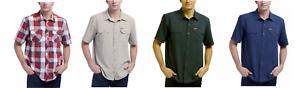 NEW-Orvis-Men-039-s-Short-Sleeve-Woven-Tech-Shirt-VARIOUS-COLORS-amp-SIZES