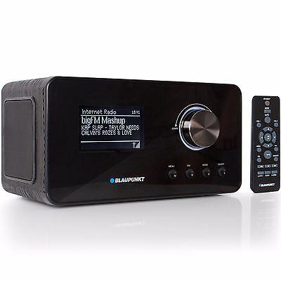 BLAUPUNKT IRD 30 Internetradio DAB+ Wireless LAN WLAN WIFI MP3 RDS UKW AUX, BK