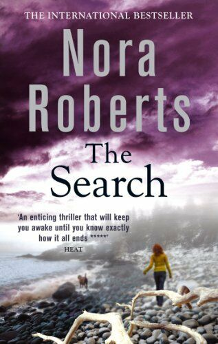 The Search By  Nora Roberts. 9780749941796
