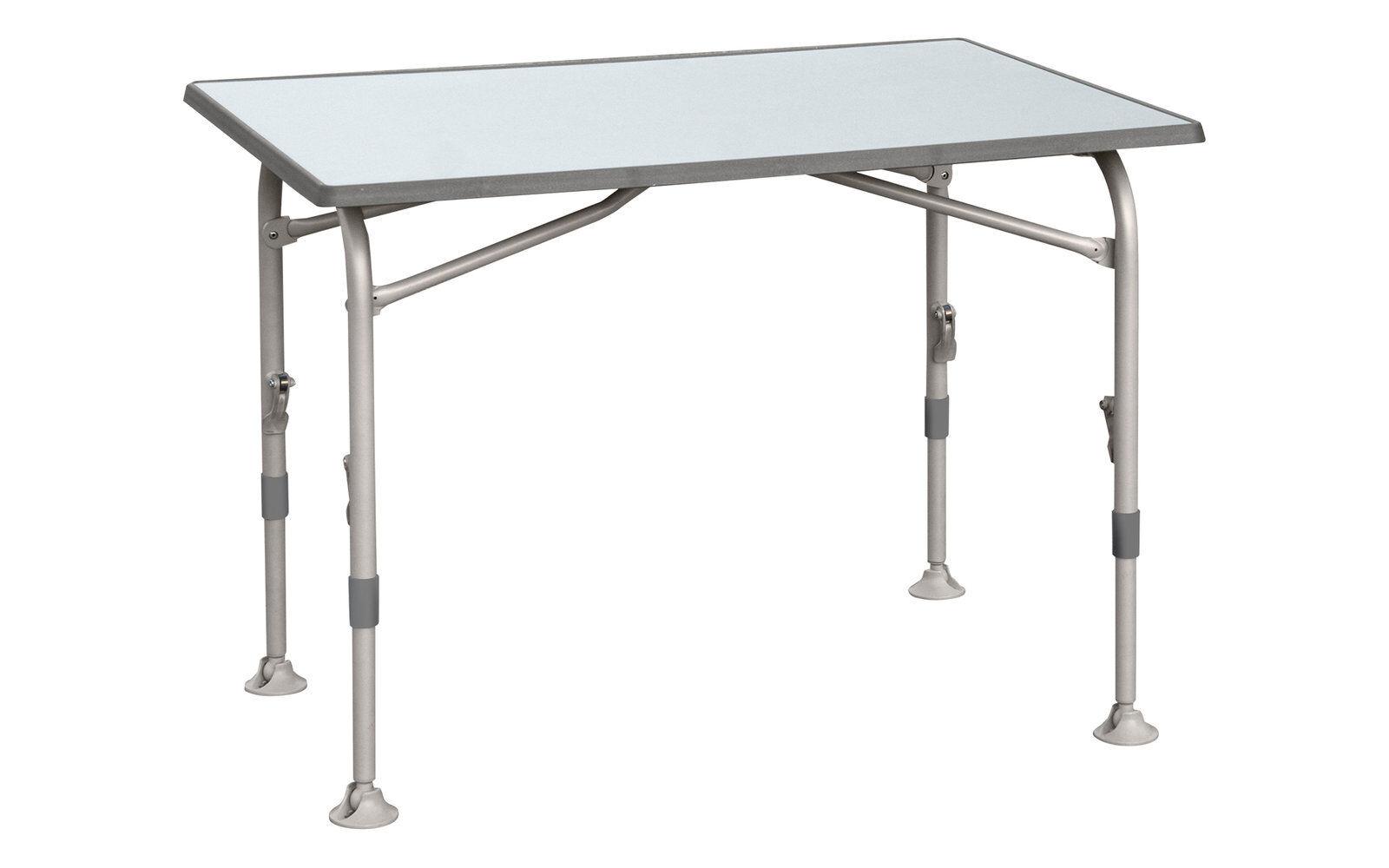 Berger Tisch Aluminium Aluminium Tisch Campingtisch Alu Klapptisch Falttisch Gartentisch Camping 52483a