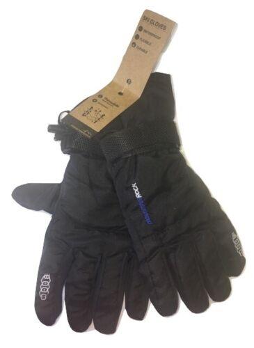 New Mens Womens Mountain Rock Waterproof Durable Flexible Ski Thinsulate Gloves