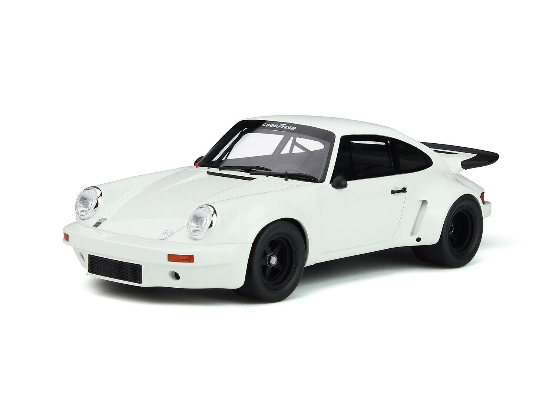 GT Spirit 1 18 Porsche 911 3.0 RSR 1974 Grand Prix blanc GT207