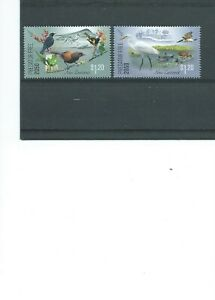 World-Stamps-NEW-ZEALAND-2018-Predator-free-issue-Lot-2989
