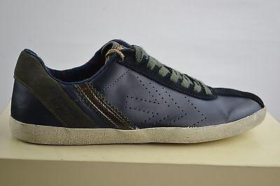 Energie Rome Turnschuhe Schuhe Shoe blau blue used look Gr. 42
