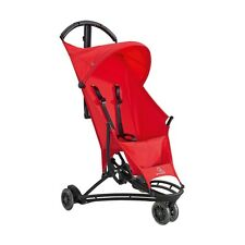 Silla de paseo extremadamente compacta y ligera Quinny Yezz Red signal