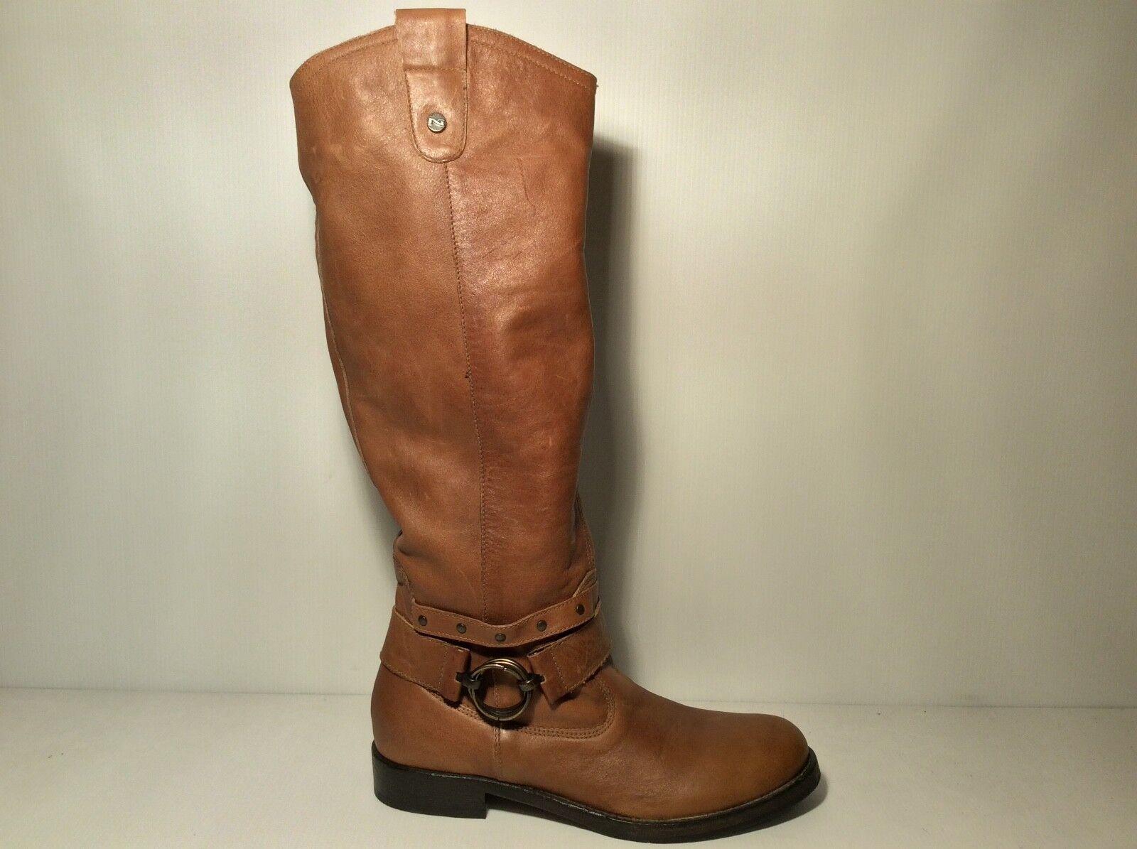 shoes women black GIARDINI STIVALI A207991D COL brown CUOIO