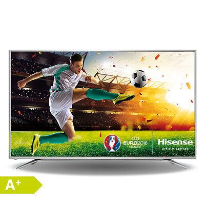 Hisense H65M5500 163cm Ultra HD 4K LED Fernseher 1000 Hz Smart TV WLAN EEK A+