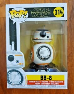 VINYL FIGURE #314 STAR WARS THE RISE OF SKYWALKER BB-8 FUNKO POP