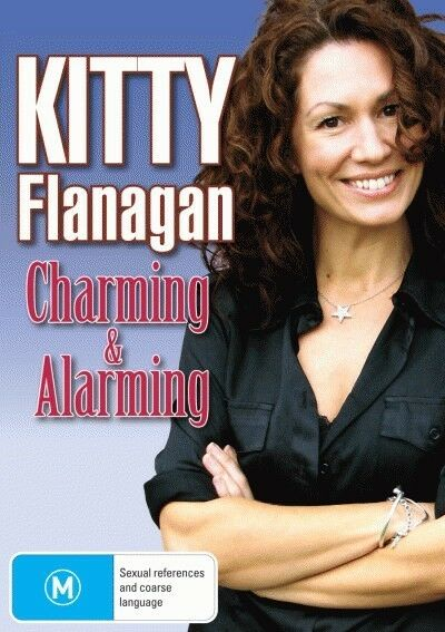 Kitty Flanagan: Charming and Alarming = NEW DVD R4