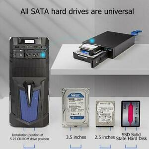USB-3-0-2-5-039-039-3-5-039-039-24TB-SATA-Hard-Drive-Internal-Enclosure-HDD-Disk-Caddy-PC