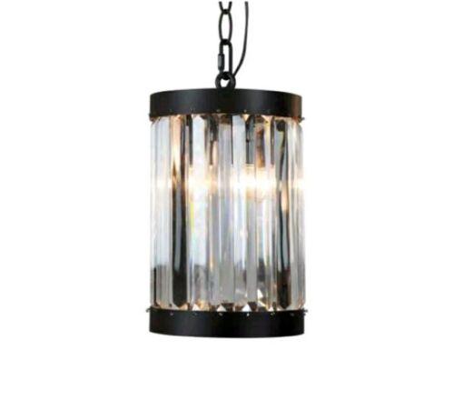 Home Decorators 1-Light Oil-Rubbed Bronze Indoor Mini Pendant Clear Glass shades
