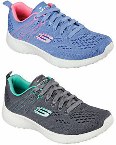 Image is loading Skechers-Womens-Burst-Adrenaline-Air-Cooled-Memory-Foam- 06c3396d65