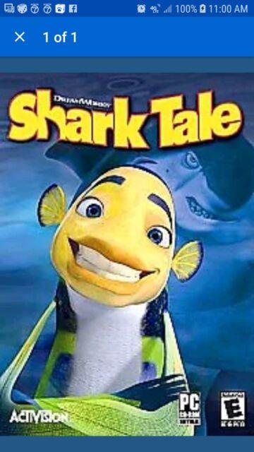Dreamworks Shark Tale Pc 2004 For Sale Online Ebay