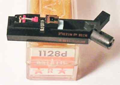 PHONO CARTRIDGE ASTATIC 1117d 1144D 1128d FOR BSR 16 Tetrad 3-41d-bsr16 T3MD