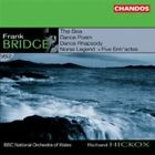 Frank Bridge: The Sea; Dance Poem; Dance Rhapsody (CD, Sep-2002, Chandos)