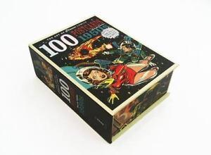 The-Art-of-Classic-Comics-100-Postcards-fom-the-Fabulous-1950s-Ilex-Press-VeryG