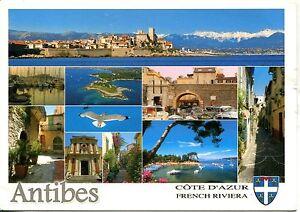 Alte Postkarte - Antibes - Côte d'Azur French Riviera - Kornwestheim, Deutschland - Alte Postkarte - Antibes - Côte d'Azur French Riviera - Kornwestheim, Deutschland