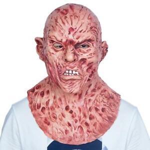 Maschera-Freddie-Krueger-Nightmare-adulti-in-silicone-halloween-carnevale-horror