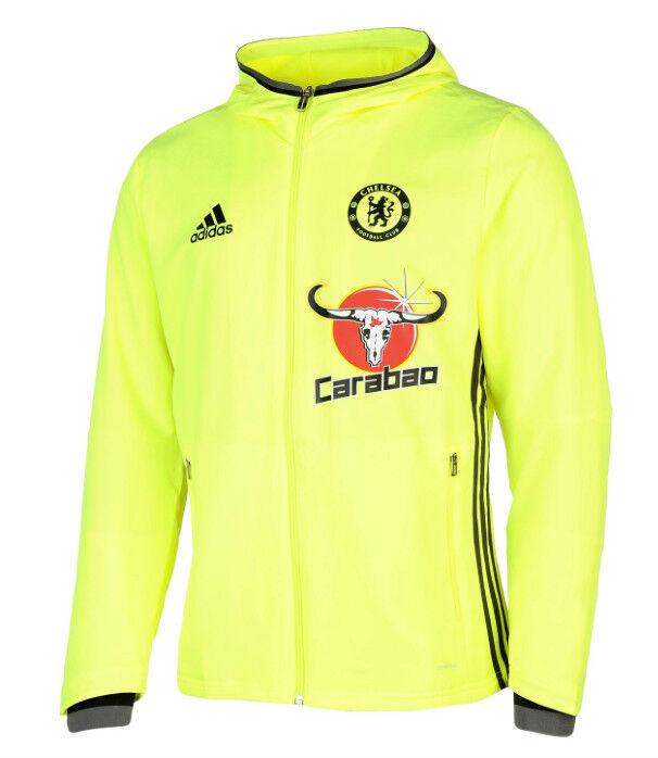 Adidas FC Chelsea Londres Caliente Chaqueta Amarillo