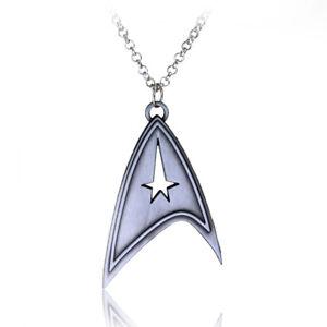 Silver-Star-Trek-Insignia-Necklace