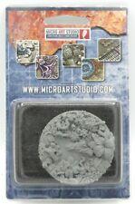 Micro Art Studio B01626 Old Factory Base Ellipse 120mm 1 Oval Brick Ruins NIB