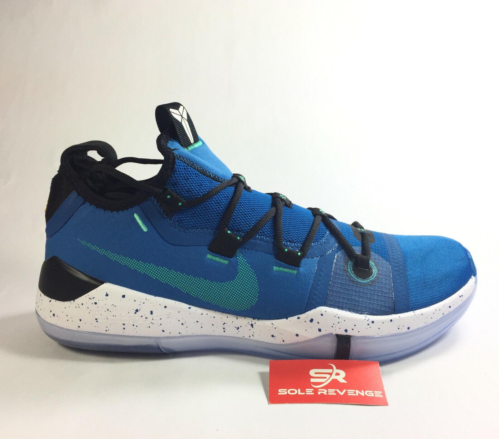 New NIKE KOBE A.D. Kobe Bryant    AV3555-400 Military bluee Sunbluesh shoes AD c1