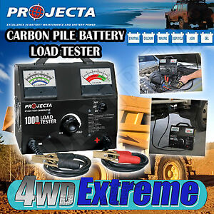 projecta blt300 6v 12v 24v 1000amp carbon pile load tester. Black Bedroom Furniture Sets. Home Design Ideas