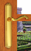Sliding Glass Door Handle Patio Door Lock Set Chateau By Fpl Door Locks