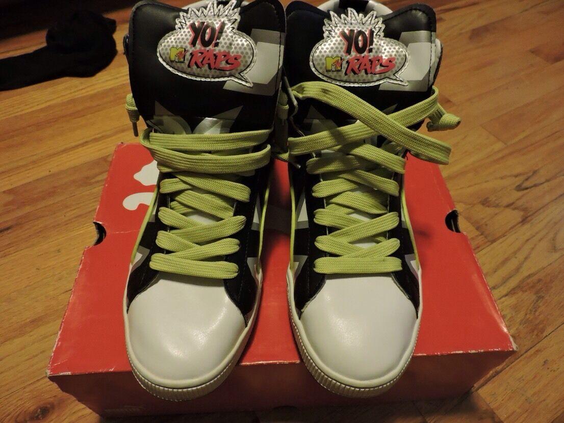 yo puma mtv raps puma yo Call first Athletic Shoes 5c5cf3