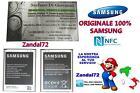 BATTERIA ORIGINALE SAMSUNG GALAXY S4 Mini NFC GT i9190 i9192 i9195 B500AE B500BE